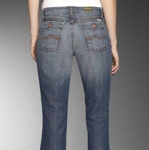 David Kahn Lauren style jeans size 8 EUC
